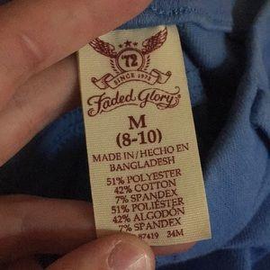 Faded Glory Pants - Blue Jeggings
